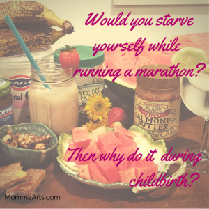 Would you starve yourself to run a